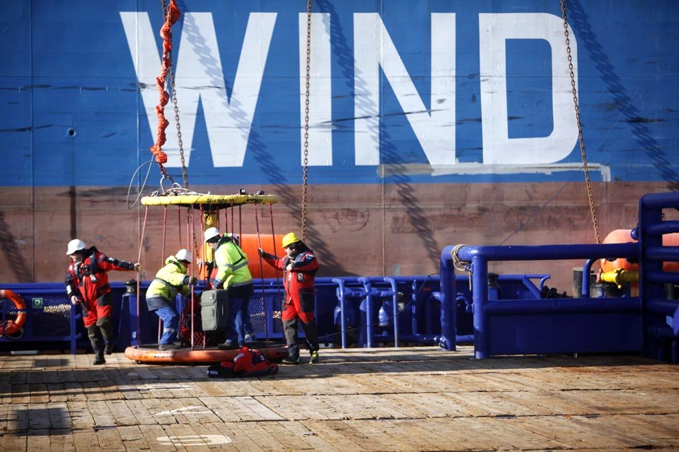 Energy turnaround without offshore windenergy is not feasible.