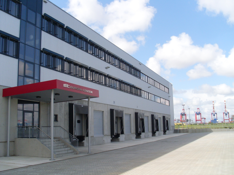 Europa Center Logistikpark Bremerhaven