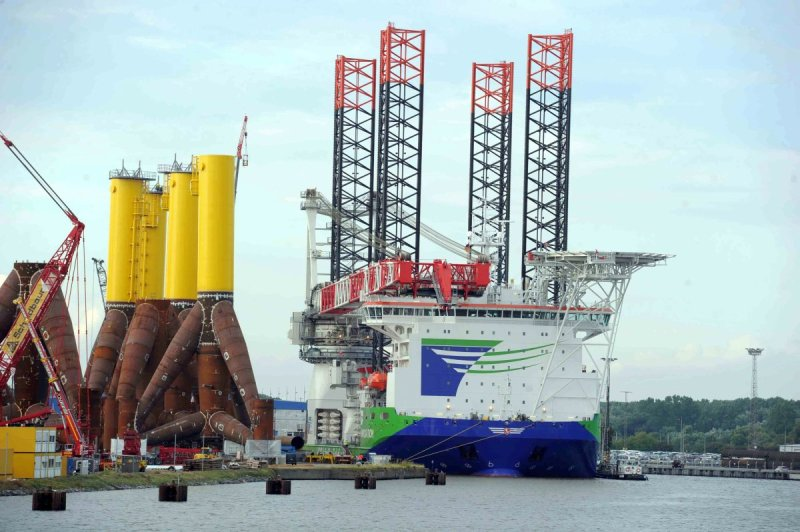 Home port Bremerhaven - The INNOVATION on mission